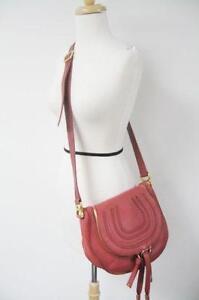 Chloe Marcie Crossbody Bag