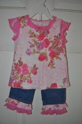 Cachcach Baby Girl Clothing