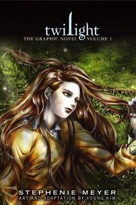 Twilight: The Graphic Novel,  Volume 1 (Twilight the Graphic Novel 1) By Stephe