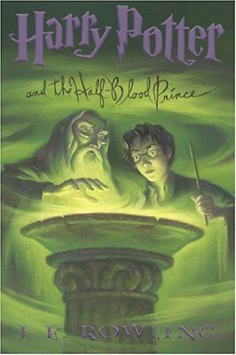 Harry Potter and the Half-Blood Prince (Book (Harry Potter And And The Half Blood Prince)