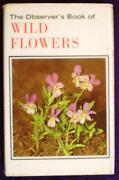 Observers Book of Wild Flowers