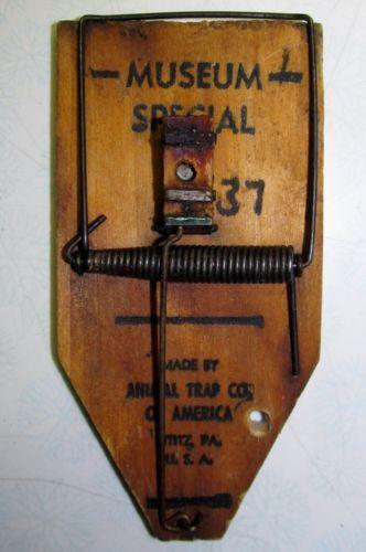 vintage mouse trap ebay. Black Bedroom Furniture Sets. Home Design Ideas
