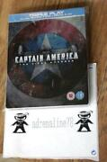 Captain America Blu Ray