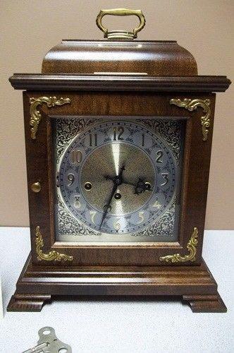 Hamilton Mantel Clock Ebay