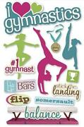 Gymnastics Stickers