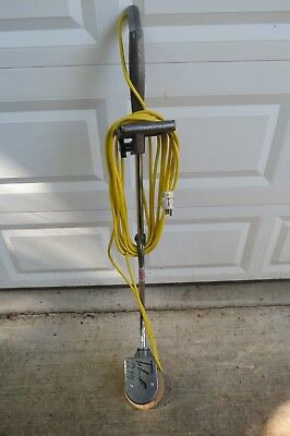 Servicemaster 6 Roto Mini Baseboard Edger Scrubber Floor Buffer Machine