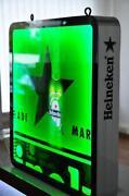 Heineken Leuchtreklame