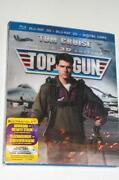 Top Gun Blu Ray