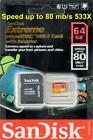 SanDisk Extreme 64GB Micro SD