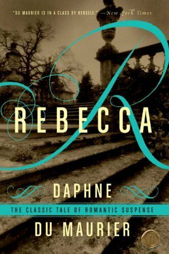 Rebecca By Du Maurier, Daphne