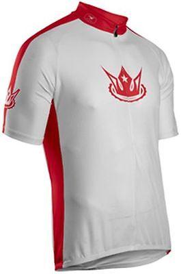 SUGOI Velo Kings Custom Cycling Jersey Mens Large White Road Mountain Bike  Shirt 17c27bed4