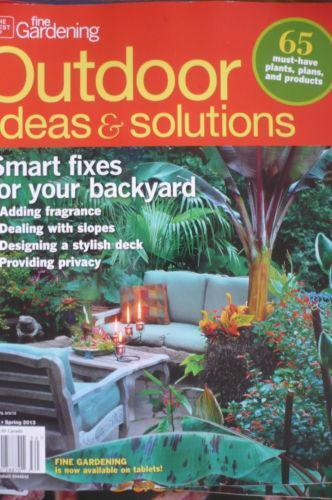 Fine Gardening Magazine | EBay