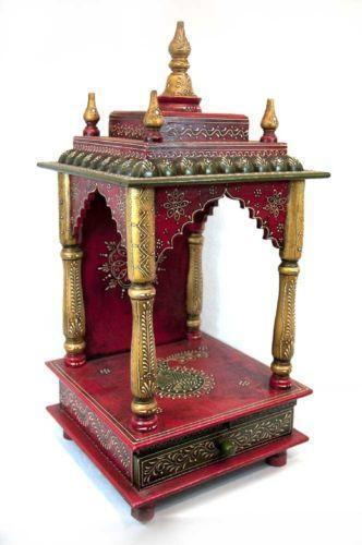 Attractive Pooja Mandir: Statues U0026 Figures | EBay