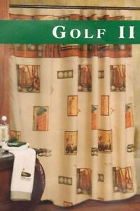 Bacova Shower Curtain in Bathroom Shower Curtains | eBay