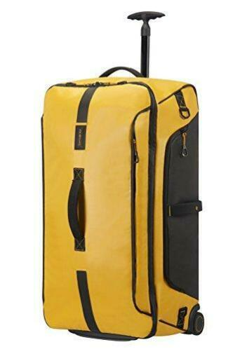 Samsonite Paradiver Light Duffle Wheels 79 Yellow | Nieuw
