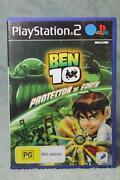 Ben 10 PS2 Games