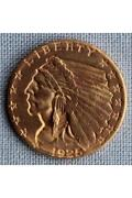 Gold Quarter Eagle