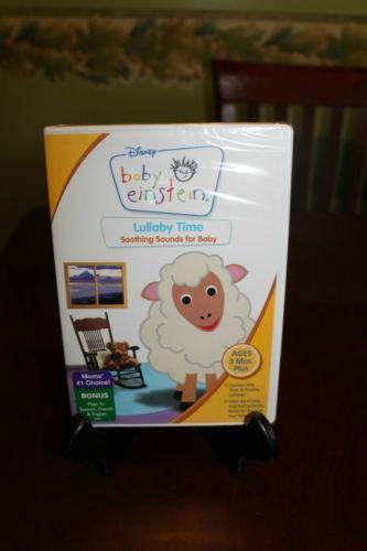 Baby einstein lullaby time ebay