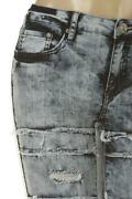 Plus Size Destroyed Jeans