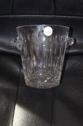 Lead Crystal Ice Bucket Ebay