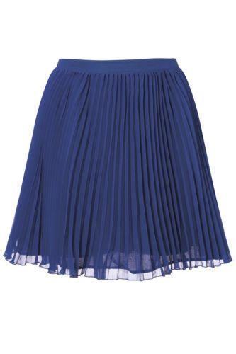 electric blue skirt ebay