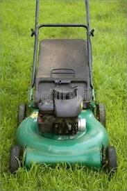 Lawnmower repair and service Hull and surroundings