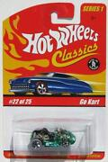 Hot Wheels Classics Go Kart