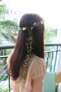 Floral Head Garland