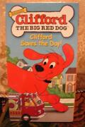 Clifford The Big Red Dog VHS