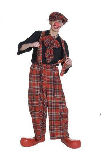 clownhose kost me verkleidungen ebay. Black Bedroom Furniture Sets. Home Design Ideas