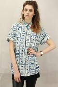 Vintage Patterned Shirt