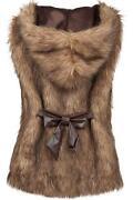 Rabbit Fur Gilet