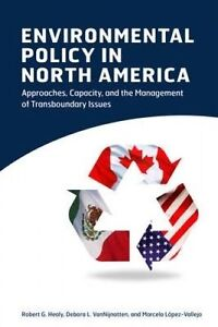 Environmental Policy In North America  BOOK NEW
