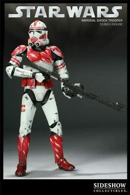 Sideshow Exclusive Star Wars Imperial Shock Trooper 1:6 SCALE