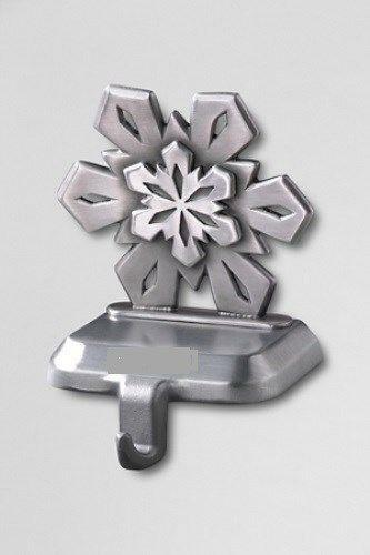 Snowflake Stocking Holder Ebay