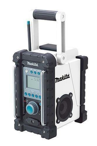 makita radio ebay. Black Bedroom Furniture Sets. Home Design Ideas