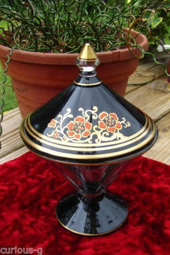 Art Deco Candy Dish Ebay