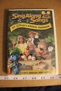 Disney Sing Along Songs DVD