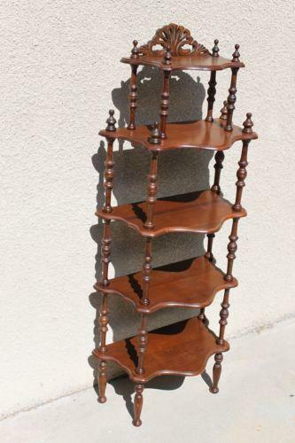 Antique Etagere Ebay