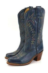 Womens Vintage Cowboy Boots Ebay