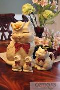 Shawnee Cat Cookie Jar