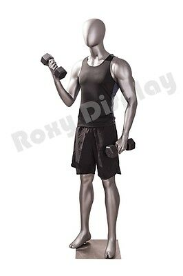 Male Fiberglass Sport Athletic Style Mannequin Dress Form Display Mc-jsm04