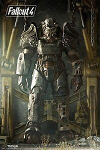 Fallout 4 Key Art Maxi Poster 61 x 91.5cm