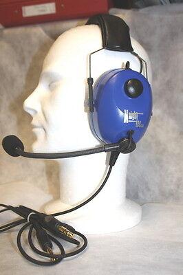 GA Headset, Pilot Headset, Folding, Student Pilot