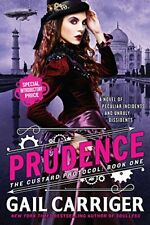 Imprudence book two of the custard protocol