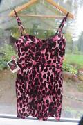 Lipsy Leopard Print Dress