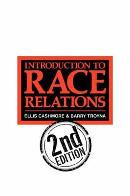 Introduction to Race Relations. Cashmore, Ernest 9781850007609 Free Shipping.#*=, used for sale  Shipping to Ireland