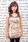 Pink Floyd Tank Tops Tops for Women