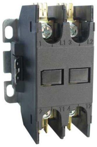 DAYTON Contactor, DP, 63A, 2P, 208-240VAC (6GNW4)