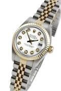 Ladies Rolex Diamond Bezel